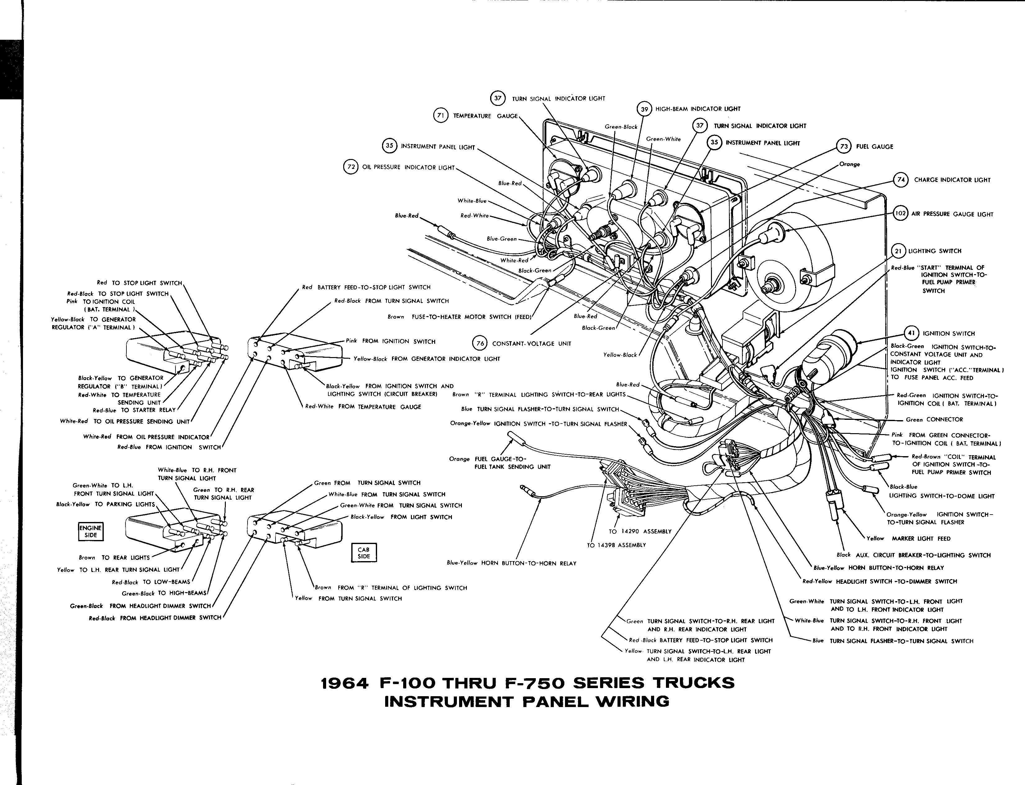 78 F150 Wiring Diagram