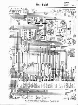 Buick Wiring Diagrams: 19571965