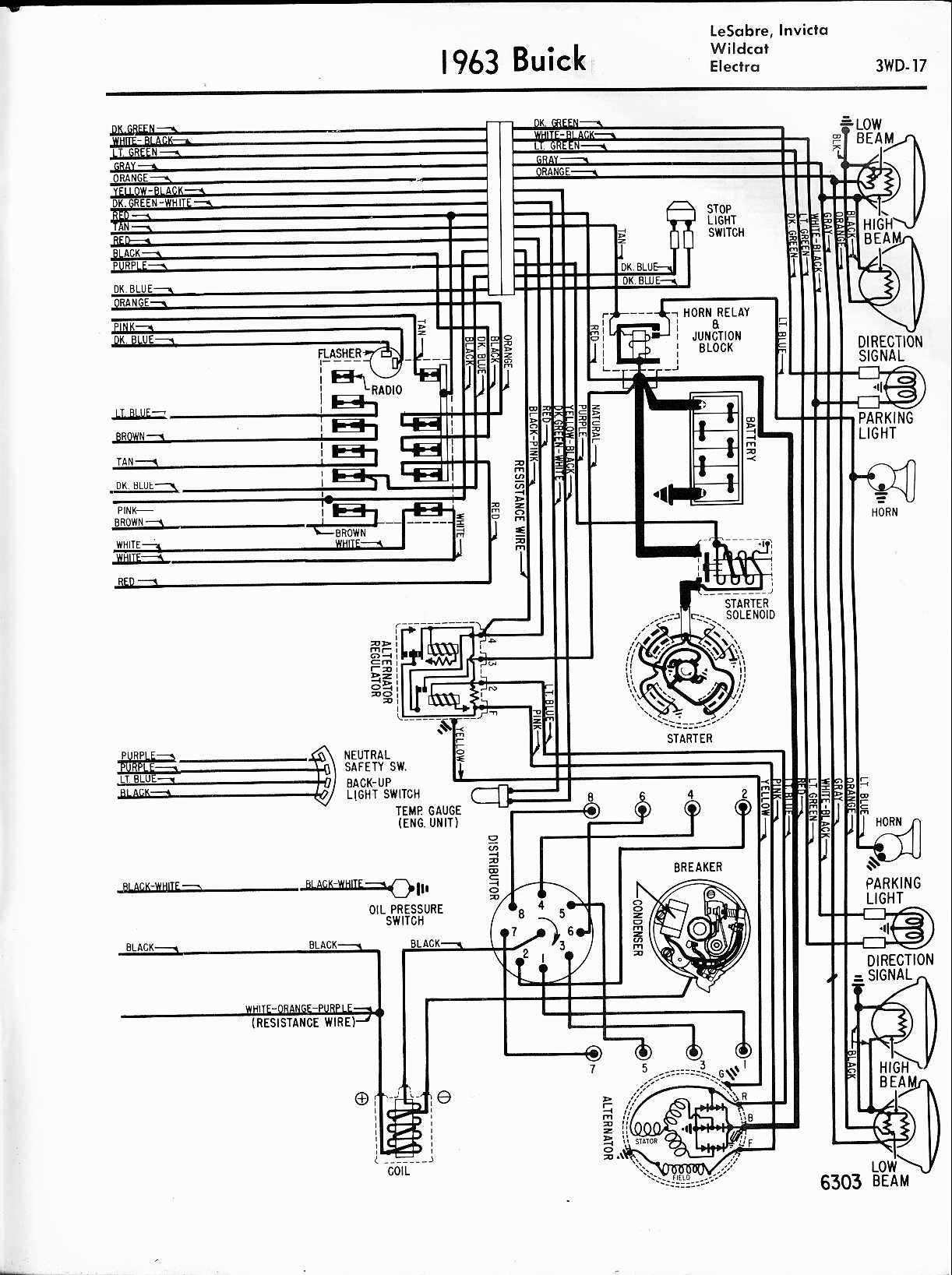 Wiring Diagrams Buick Gs400
