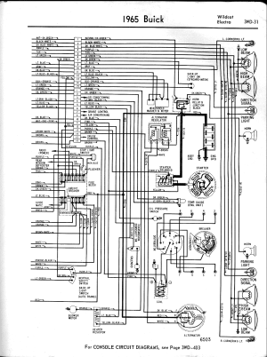 Buick Wiring Diagrams: 19571965