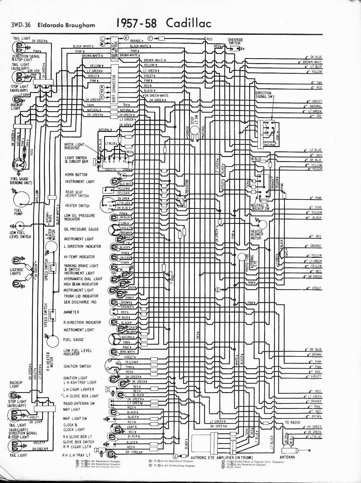 Cadillac Eldorado Wiring Schematic Wiring-Diagram 2000 Cadillac Eldorado  Cadillac Eldorado Wiring Diagram