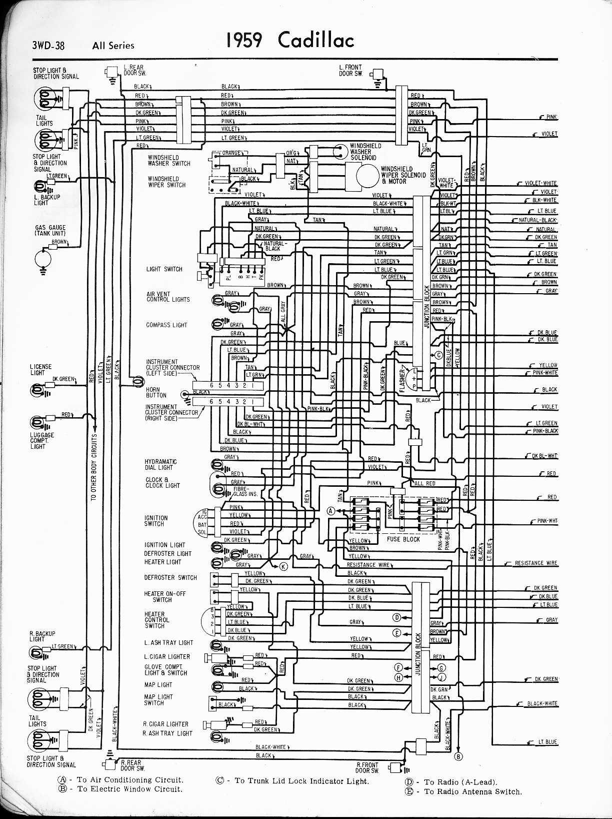 1967 Chevrolet El Camino Wiring Schematic Diagram