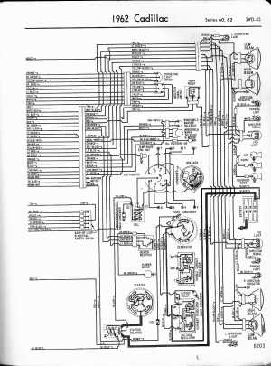 1961 390 Cadillac engine vacuum hose diagram