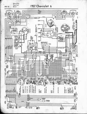 [WRG4232] Wiring Diagram For 57 Chevy V8