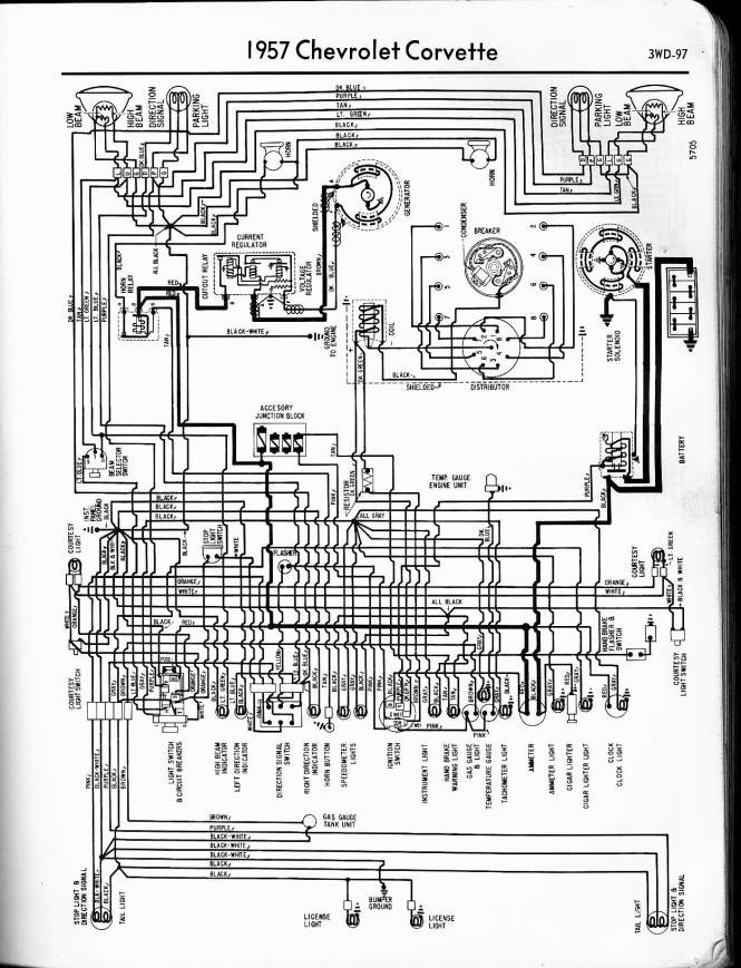 1957 chevy starter wiring diagram wiring diagram 1957 chevy wiring diagram image about