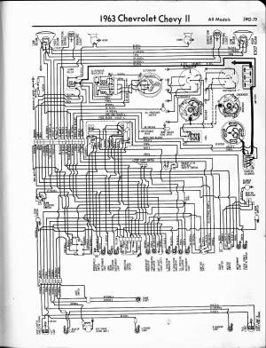 1963 Bel Air Wiring Diagram | Better Wiring Diagram Online