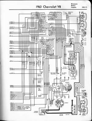 [WRG1669] 65 Impala Ignition Wiring Diagram