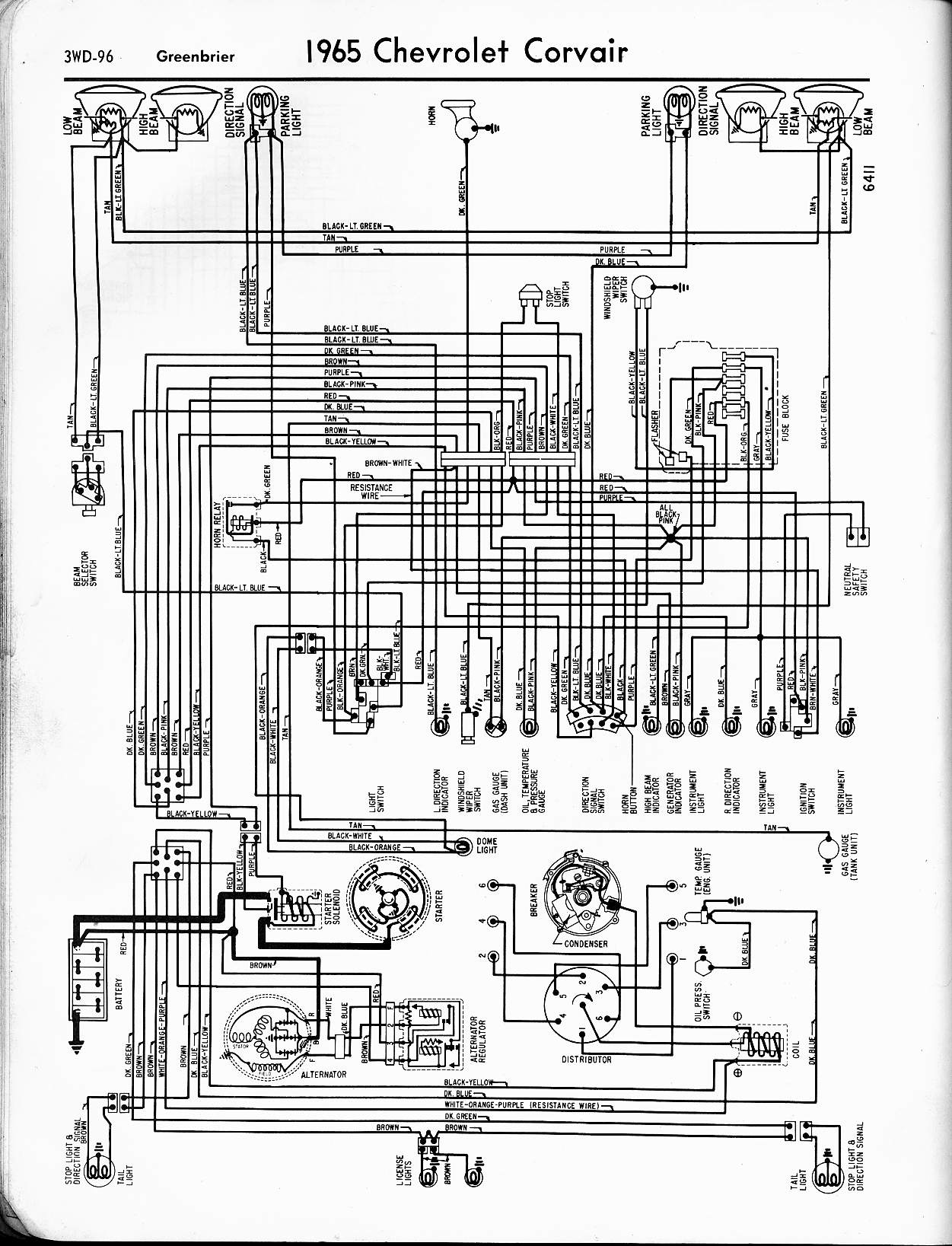 Plymouth Wiring Schematic