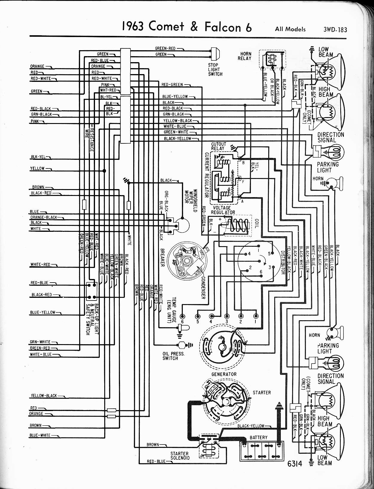 Wiring Diagram Ford 500