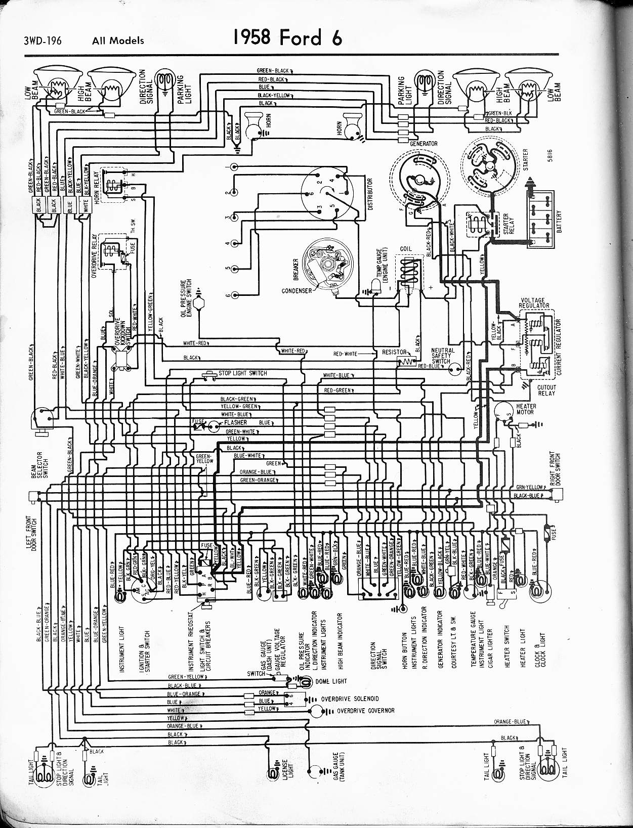 wiring diagrams ford trucks wiring image wiring 51 ford truck wiring diagram jodebal com on wiring diagrams ford trucks