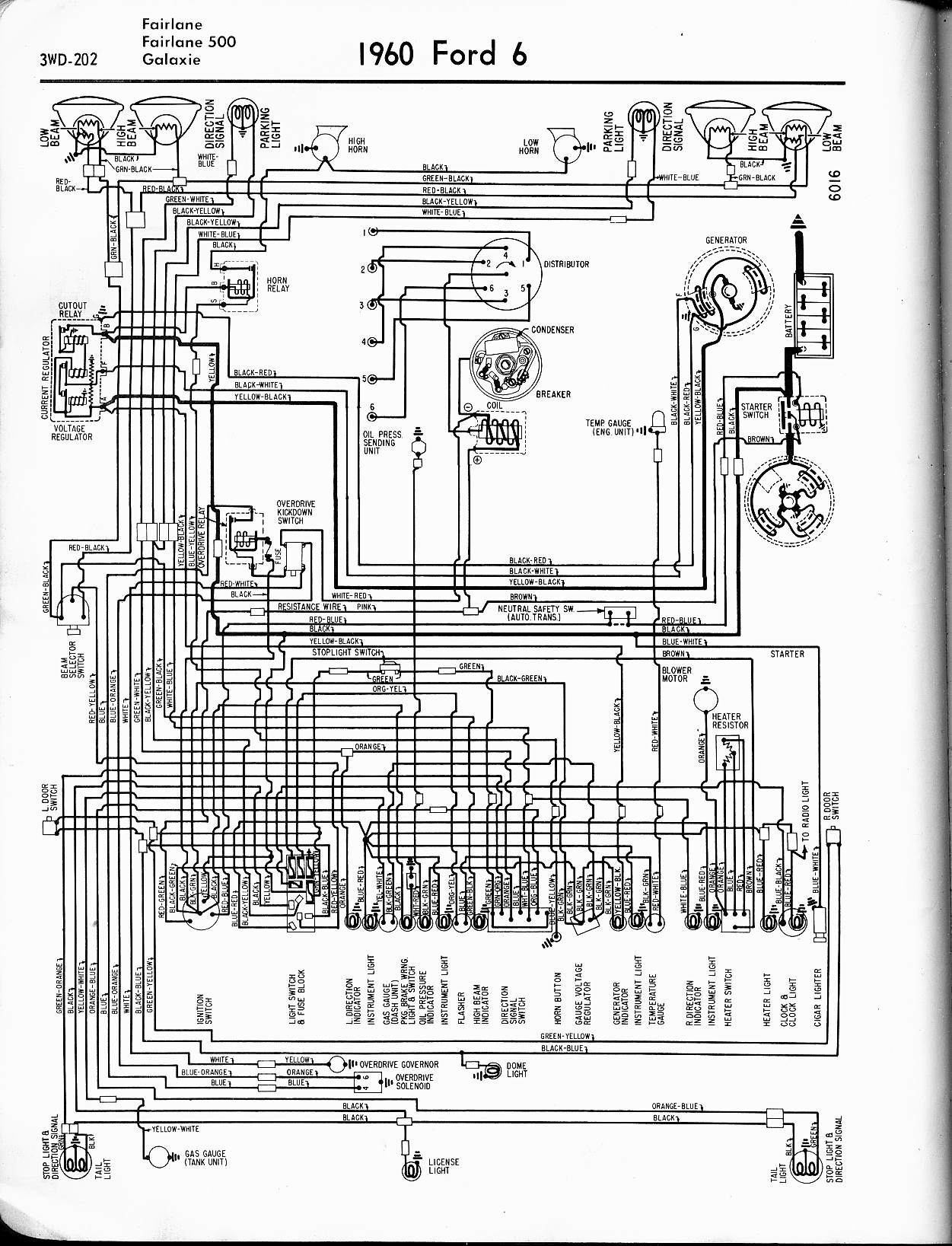 Switch Gm Diagram Wiring