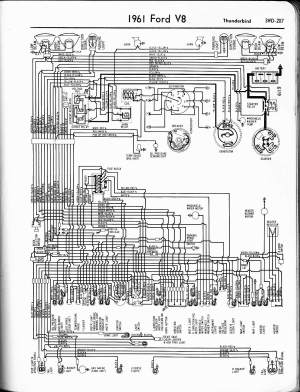 1961 1963 Ford F 100 Wiring Diagram