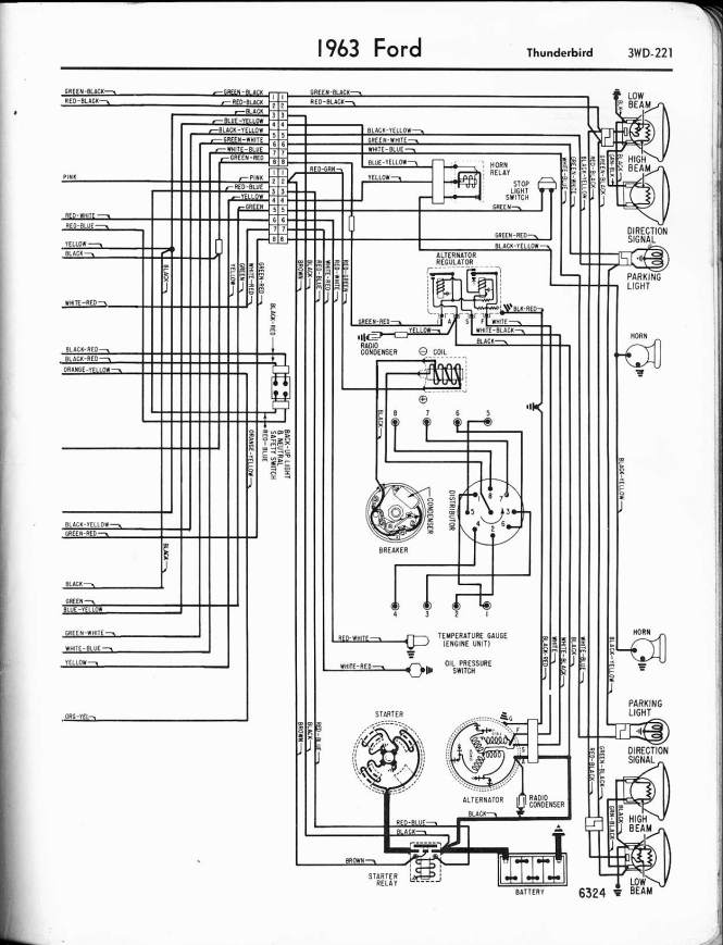 ford falcon turn signal wiring diagram wiring diagram 1963 ford f100 wiring diagram image about