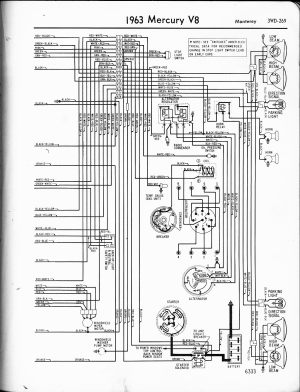 1964 Mercury Marauder Wiring Diagram  ImageResizerToolCom