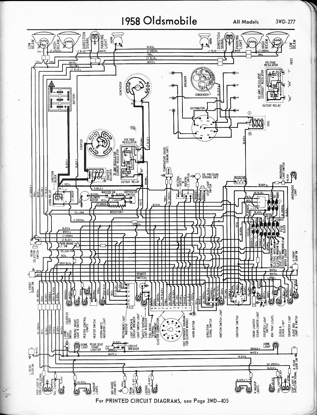 Cutlass Wiring Diagram Pictures To Pin