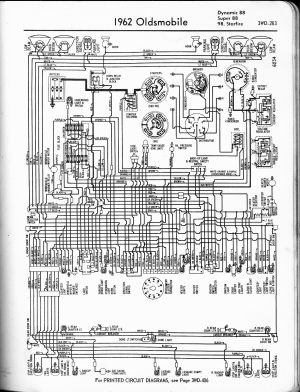 Oldsmobile wiring diagrams  The Old Car Manual Project