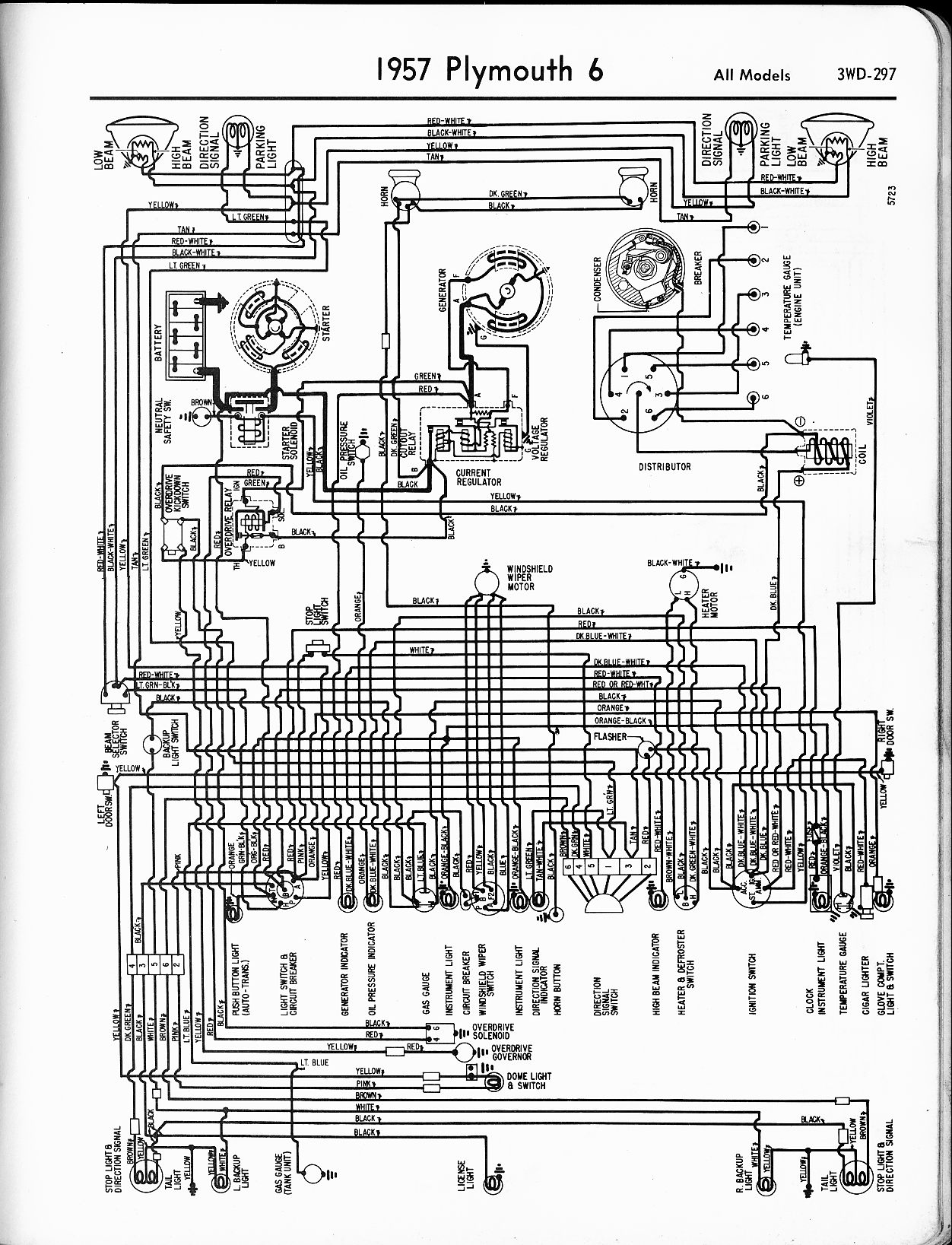 Plymonth Cuda Wiring Diagrams Automotive