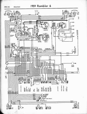 1967 Rambler Rebel Wiring Diagram | Wiring Library