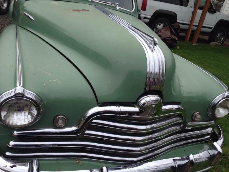 1947 Pontiac Streamliner 4dr For Sale In Salem Oregon Old Car Online