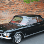 Car Of The Week 1964 Chevrolet Corvair Monza Spyder Old Cars Weekly