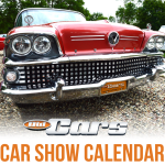 Old Cars Show Calendar Old Cars Weekly