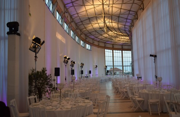 venue for an event