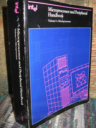 Microprocessor And Peripheral Handbook Volume I