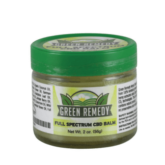 Green Remeday Full Spectrum Hemp Oil Balm