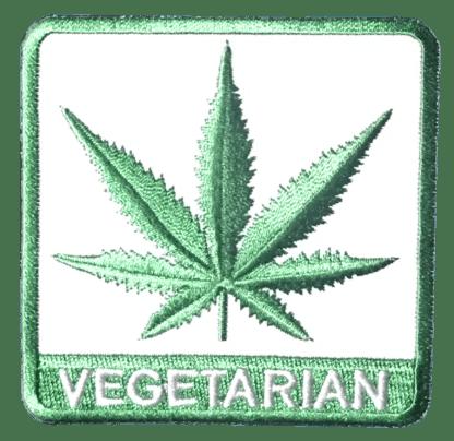 Vegetarian Cannabis patch