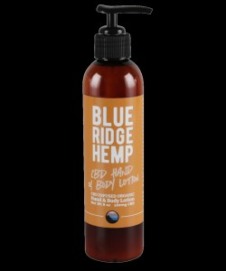 Blue Ridge Hemp Hand & Body Lotion