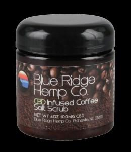 Blue Ridge Hemp Scrub - Coffee & Salt