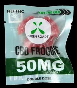 50 mg Froggie