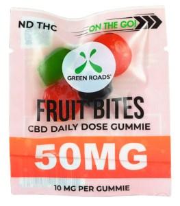 Green Roads Fruit Bites