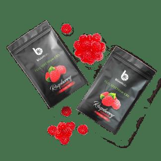 BluumLab CBD Raspberry Gummies