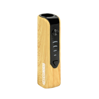 Sesh Gear Mobi Variable Voltage Vape Battery - Wood Grain