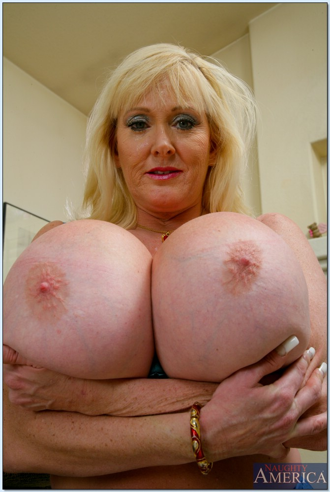 Pics old tits Hot Old