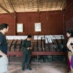 Krigsmuseet i Siem Reap