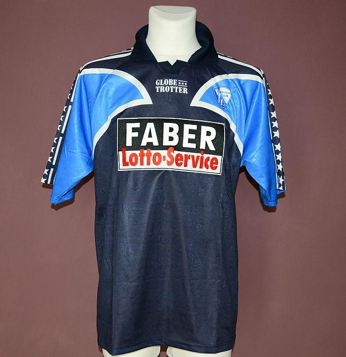 vfl bochum weg fussball trikots 2001