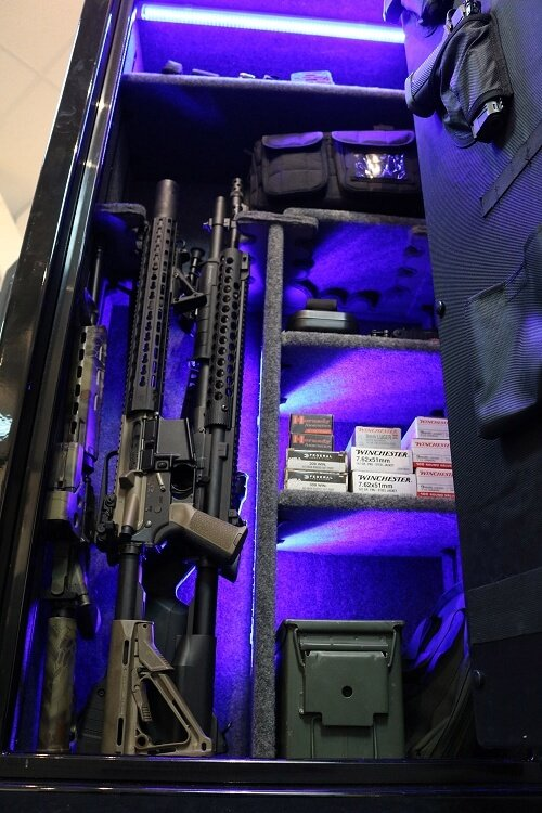 br elite 18 gun 2 hour fire tactical gun safe as low as 12 payments of 215