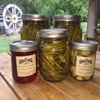 Grist Mill Preserves