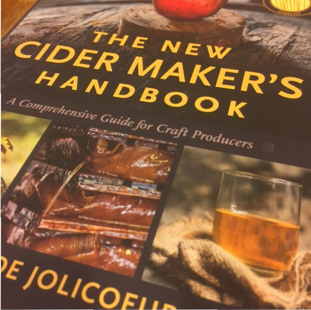Book The New Cider Makers Handbook Hardcover The Grist Mill