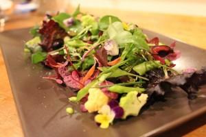 0 Mile Salad