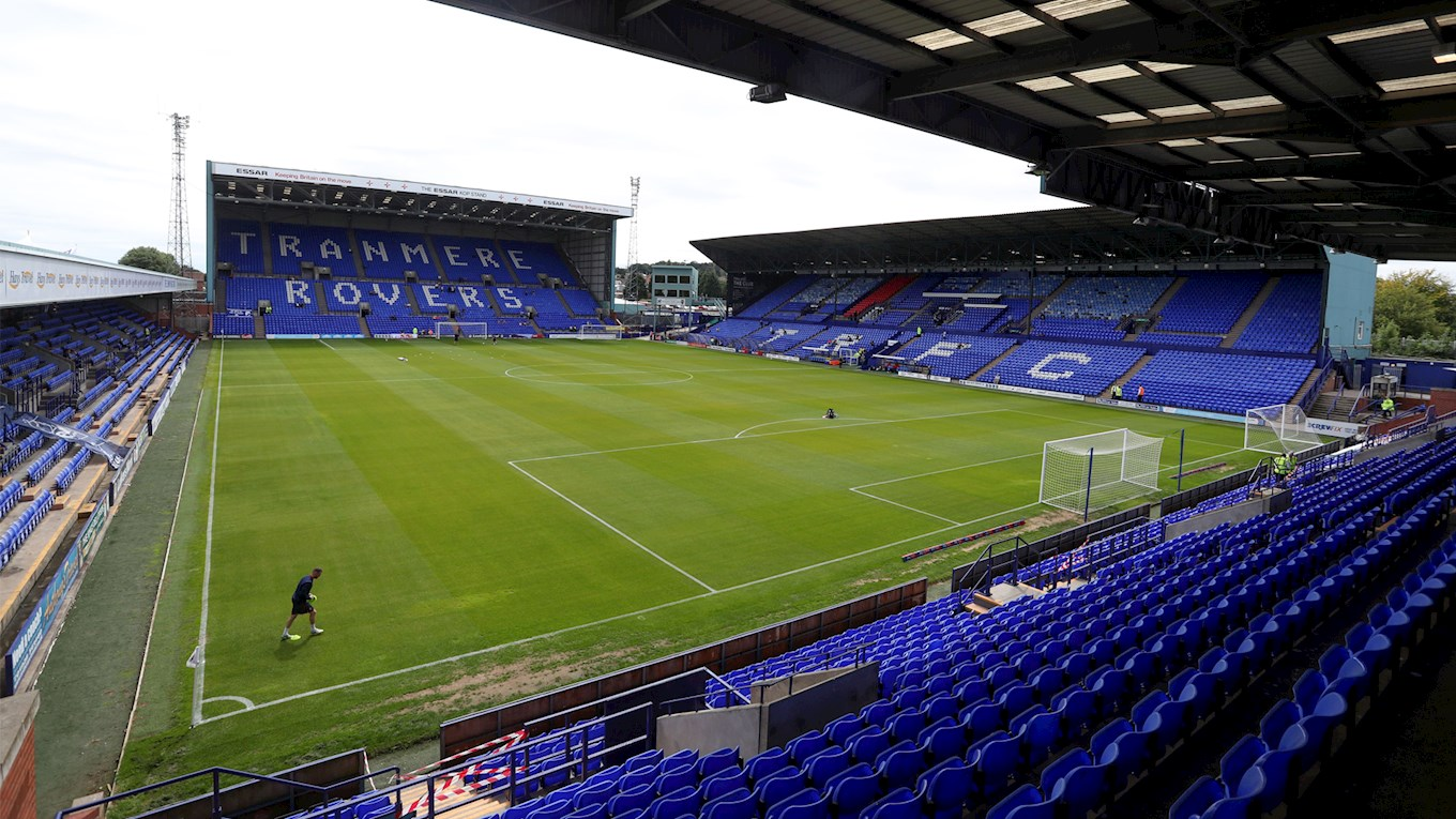 Away Ticket News Tickets For Tranmere Rovers On Sale To
