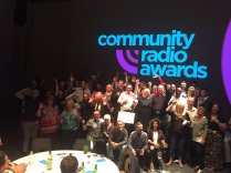 Community Radio Awards 2016 Award winners