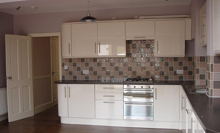 Aylett Road contemporary kitchen