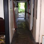 hall before renovation
