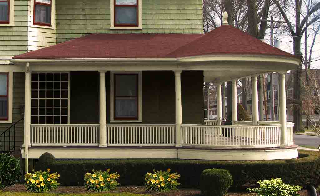 the metal porch roof oldhouseguy blog