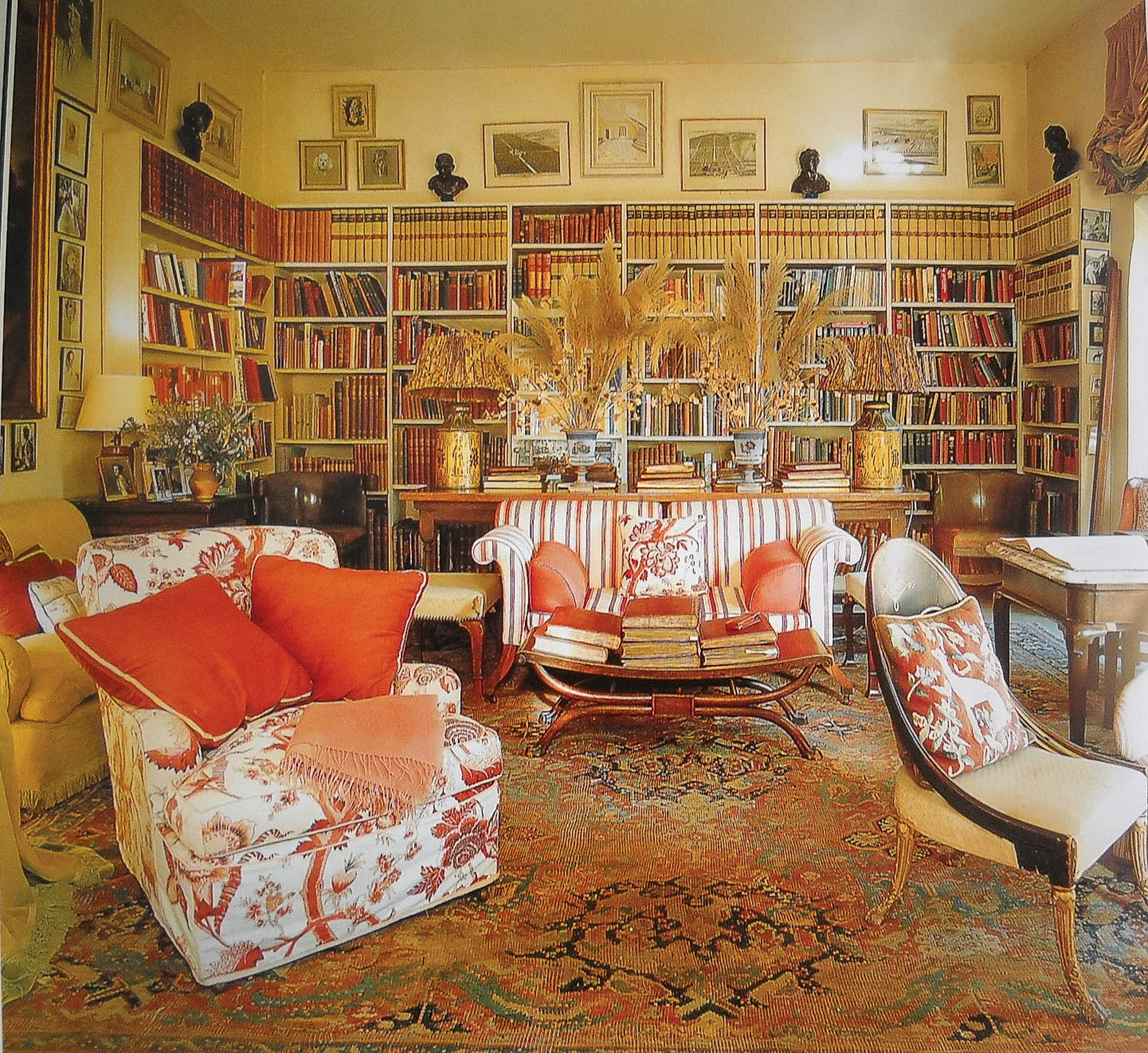 English Country Decorating Old House Journal Magazine