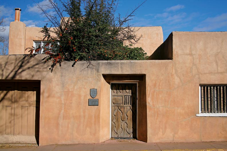 Interiors Architecture Pueblo And Their Style