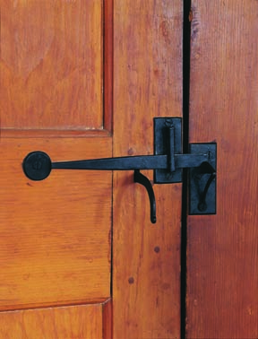 Knobs Latches And Levers Old House Journal Magazine